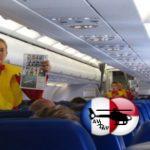 Росавиация готовит жёсткие меры по борьбе с авиадебоширами